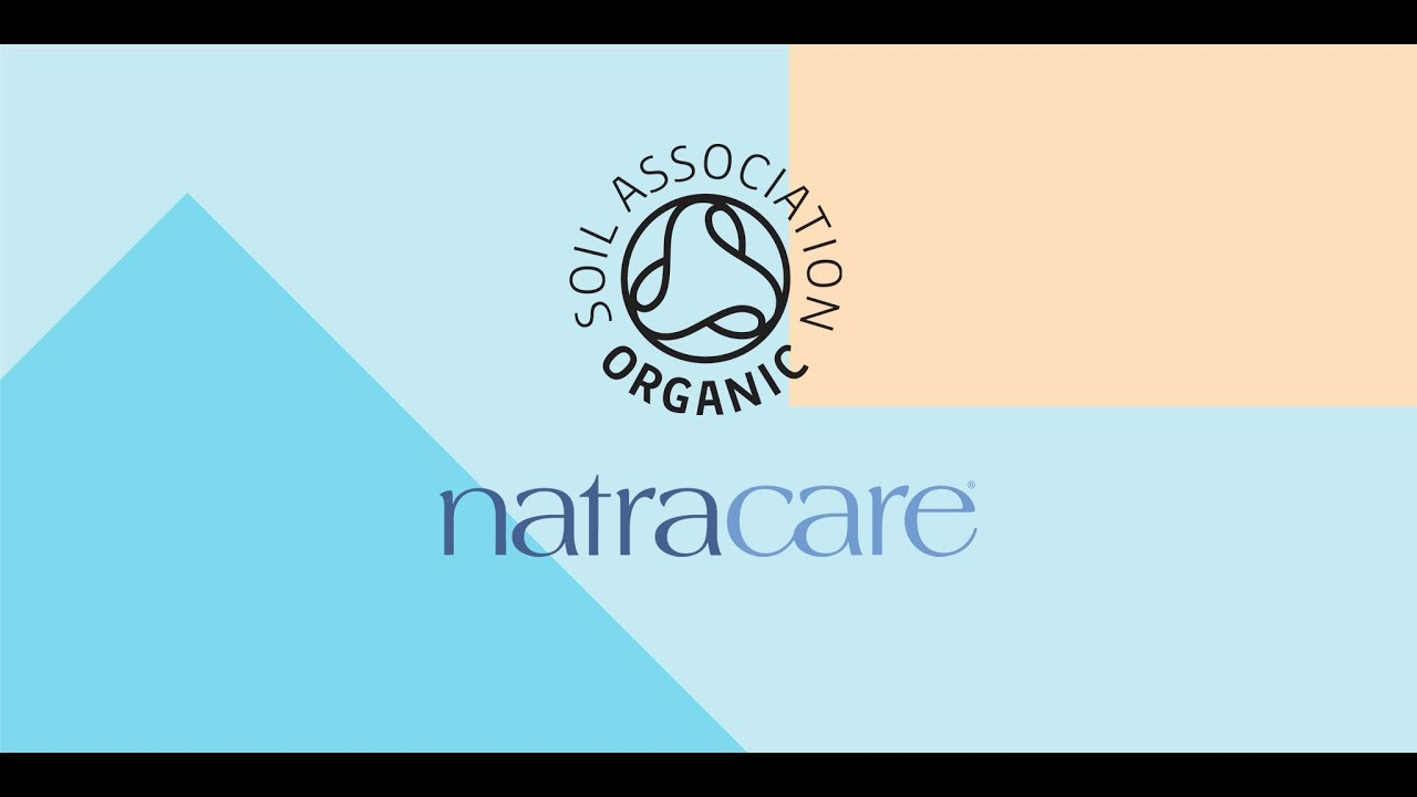 What Im Made Of Natracares Organic Certification Youtube