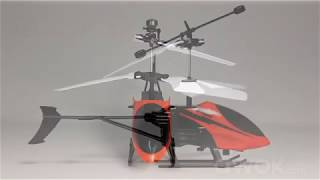RC Infrared Induction Helicopter