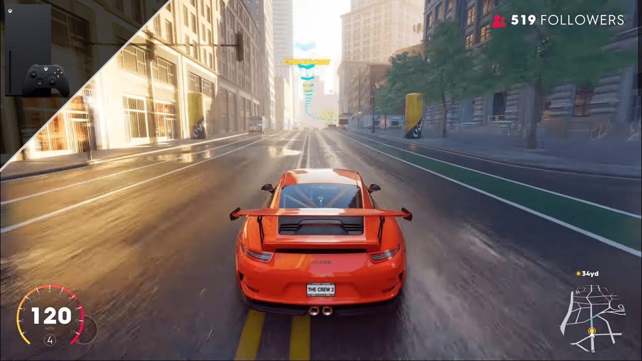 The Crew 2 Xbox Series X Gameplay [4k]