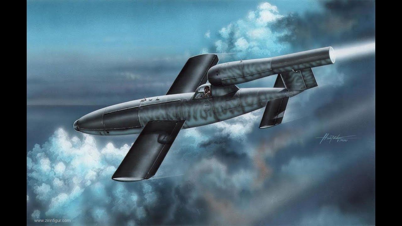 Rocket U-Boats: V-1 Missile Attack New York 194