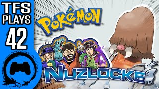 Pokemon Silver NUZLOCKE Part 42 - TFS Plays - TFS Gaming