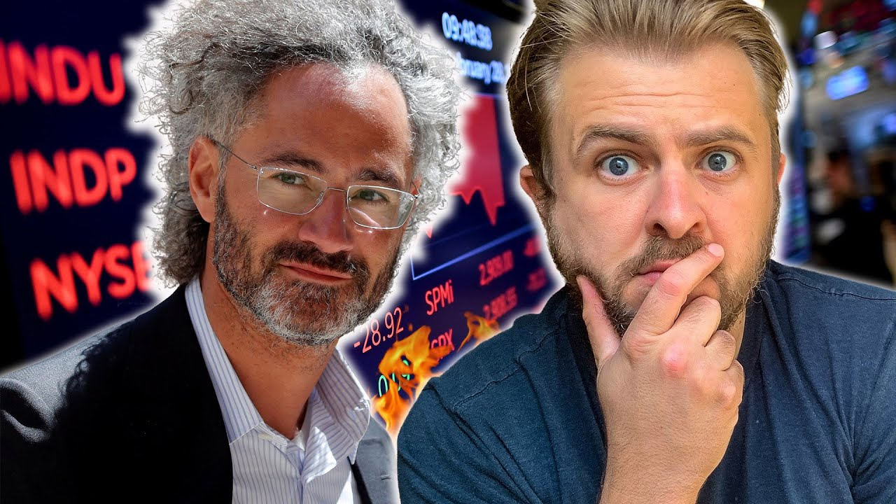 The Truth About The Palantir Insider Selling