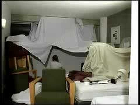 Building A Hotel Room Fort   YouTube