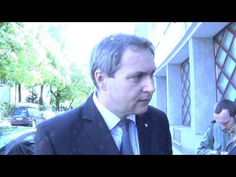 17.04.2014 Izjave ministrov pred sejo vlade republike slovenije
