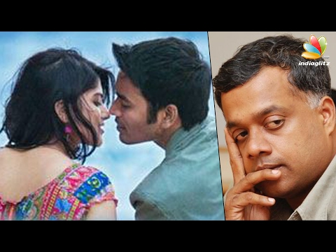 Actor Dhanush angry on director Gautham...