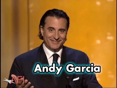 Andy Garcia On Working With Al Pacino In THE GODFATHER, PART THREE