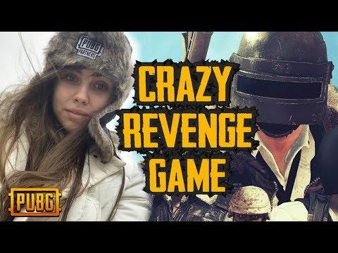 DANUCD CRAZY REVENGE GAME | PUBG SENDS HER CRATE FULL OF GIFTS | Danucd