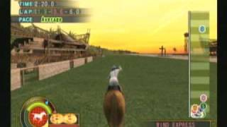 GALLOP RACER 2006 DREAM SERIES CLASSIC(WORLD LEVEL)  RACE 7