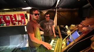 VooDoo Rays Drum Machine in Shangri-la Glastonbury 2013
