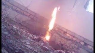 Видео взрыва бомбы челябинских экстремистов