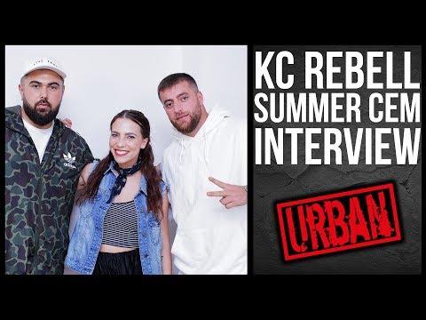 """KC Rebell und Summer Cem über """"Maximum"""", Soloprojekte, Messages uvm. - BMTV Urban"""