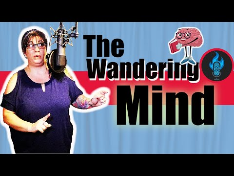 How to Keep the Mind from Wandering in Voice Acting