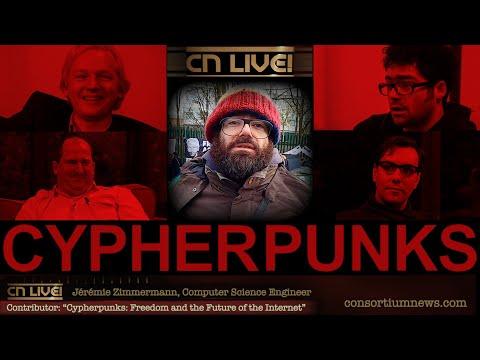 CN LIVE!  Cypherpunk Jérémie Zimmermann