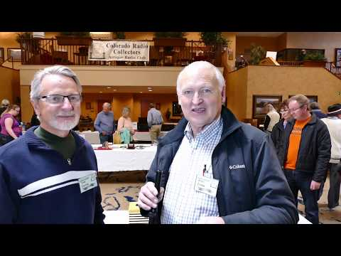 2016 March 20,  Colorado Radio Collectors Show