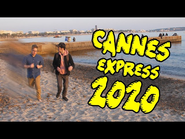 CANNES EXPRESS 2020