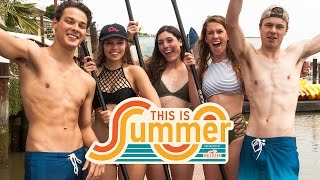 THIS IS SUMMER OFFICIAL TRAILER | SERIES PREMIERES SATURDAY MAY 20th