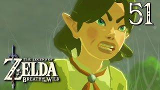 ZELDA BREATH OF THE WILD #51 : LA FORÊT OBSCURE !