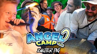 Angelcamp 2 mit Knossi & Sido - Tag 2   Highlights