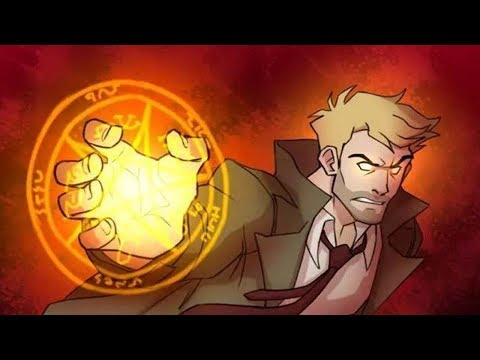 【老香菇】DC漫画中最狡诈的超级英雄,实力敢比奇异博士,能打开地狱大门!