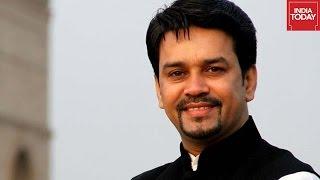 अनुराग ठाकुर नियुक्त नई बीसीसीआई अध्यक्ष