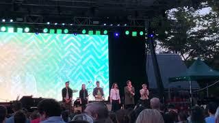 Elsie Fest 2018 @ Central Park SummerStage (10/7/2018) Anna and the Apocalypse (Entire Set)