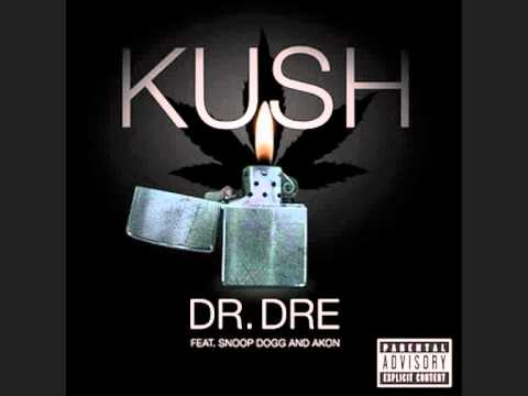 Dr. Dre - Kush (Lyrics) Ft. Snoop Dogg & Akon.
