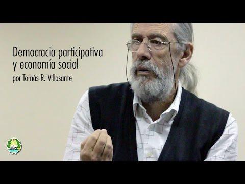 (CHdCT) Democracia participativa y economía social