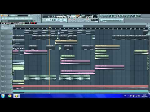 Paris Blohm ft. Taylr Renee- Left Behinds (Instrumental Remake in FL Studio 11) +FLP