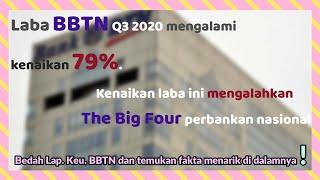 Membedah Laporan Keuangan Bank Btn Q3 2020 Yang Sensasional Temukan Fakta Menariknya Youtube