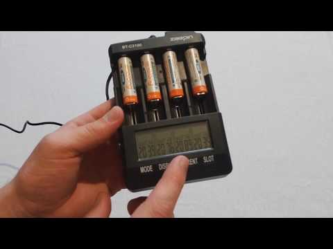 Тест китайских батареек с aliexpress, стоит ли брать. Бесплатный посредник.
