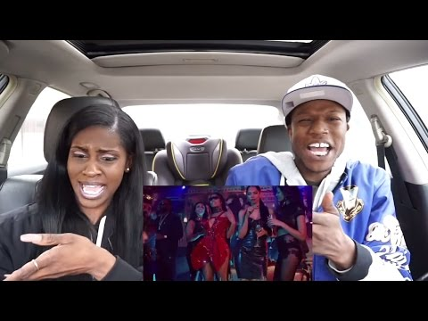 Nicki Minaj, Drake, Lil Wayne - No Frauds - REACTION