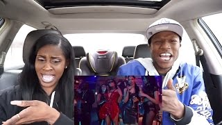 Nicki Minaj Drake Lil Wayne No Frauds - REACTION.mp3