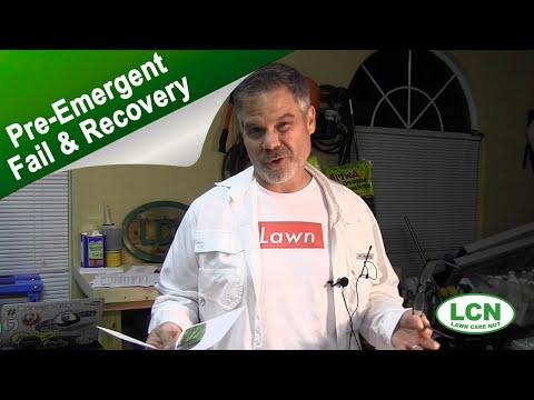 Pre-Emergent Live Stream Fail & Recovery