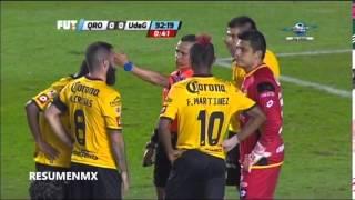 Queretaro 1-0 Leones Negros UDG LIGA Bancomer MX Jornada 2 Clausura 2015 Planeta Futbol SKY