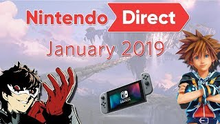A January Nintendo Direct might happen! What games will we see?