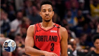 CJ McCollum showed the world who he is – Bruce Bowen | Jalen & Jacoby