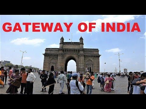 গেটওয়ে অব ইন্ডিয়া - মুম্বাই । Mumbai Tour | Gateway of India (Bengali) thumbnail