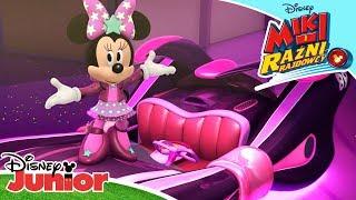 🎀 To mój czas | Miki i raźni rajdowcy | Disney Junior Polska