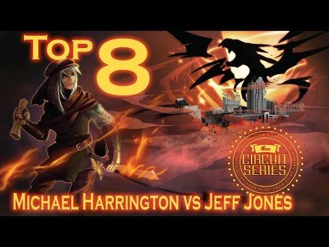 ARG Atlanta Top 8 - Michael Harrington (Qliphort) vs Jeff Jones (Shaddolls)