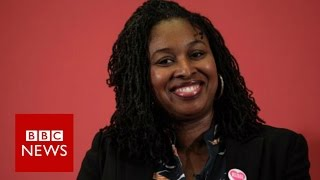 Dawn Butler MP struggles through interview   BBC News