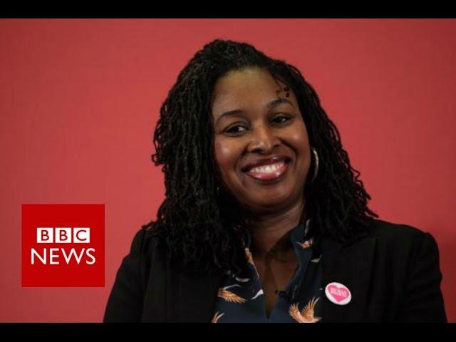 dawn-butler-mp-strugles-through-interview-bbc-news