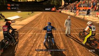 FIM Speedway Grand Prix 15 - Kjaergaard Danish FIM Speedway Grand Prix Gameplay (PC HD) [1080p]