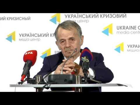 Crimean Tatars: new genocide. Ukraine Crisis Media Center, 6th of October 2014