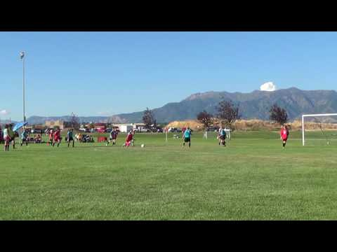 Ajax Girls 2007 vs Outlaws 07-26-2017 Part 1 of 2