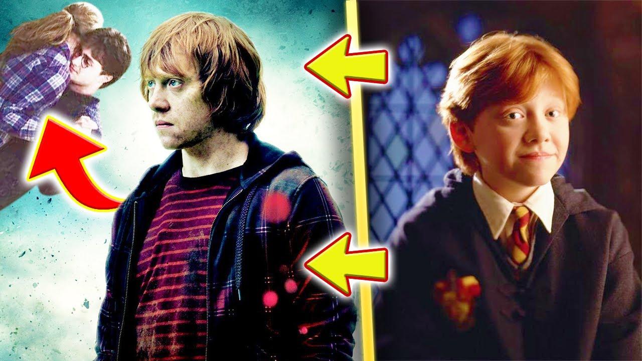 Diese Schauspieler Aus Harry Potter Wurden Neu Besetzt Und Niemand Hat Es Bemerkt Youtube