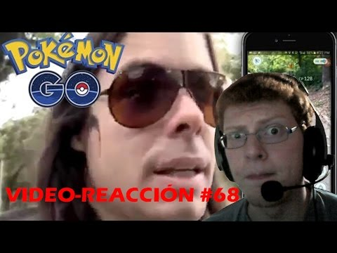 Video-Reacción #68 Dross juega Pokémon Go (Fan made) por Matias