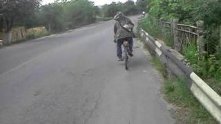 Круговое педалирование, посадка (алкобайкинг)