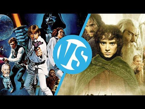 The Original Star Wars Trilogy Vs The Lord Of The Rings