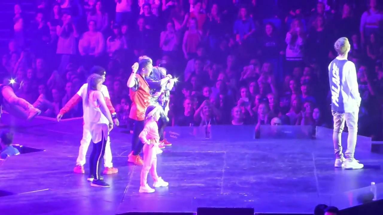 Download Justin Bieber - Children - Purpose Tour - The o2 London