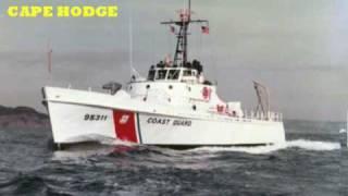 USCG  95 Foot Patrol Boats